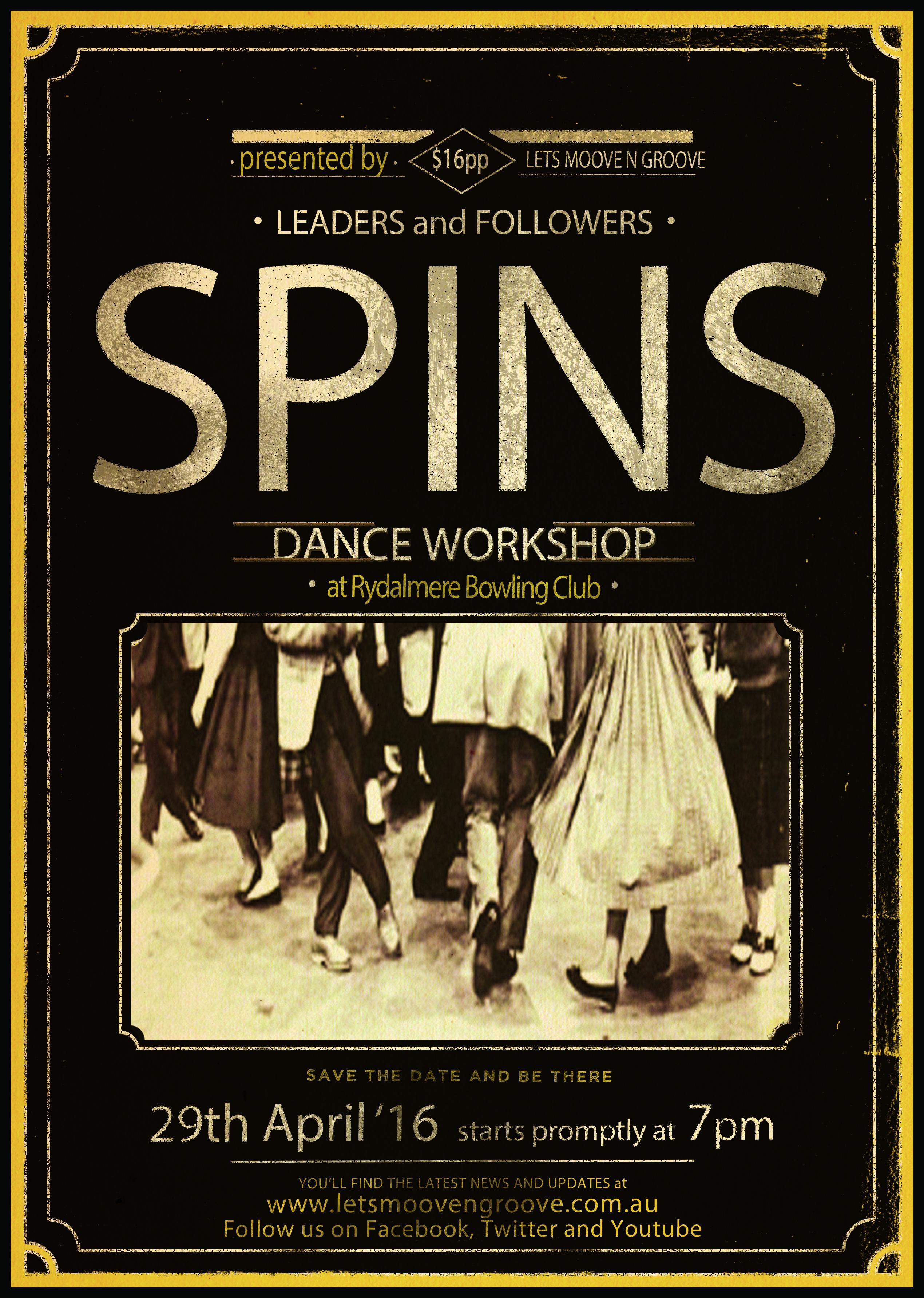 Spins Workshop